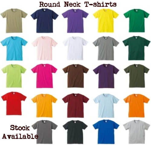 Customized Tshirts Suppliers in Dubai, UAE