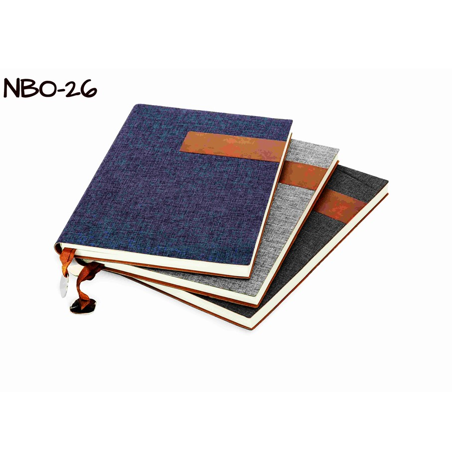 Diaries and notebook organizer